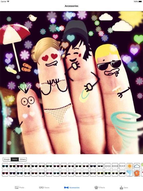 Finger Faces截图3