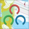 Mapitare Terrain and Sea map