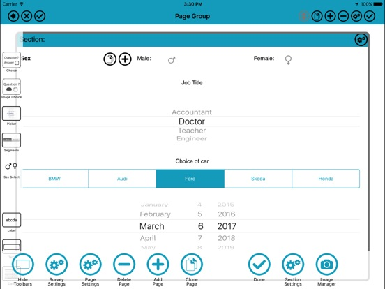 Survey Maker -The Creative Survey Builder for iOS on the App Store
