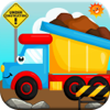 Kids Construction Trucks! Truck Games For Toddlers