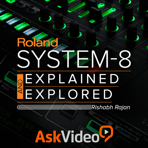 Intro For Roland SYSTEM-8