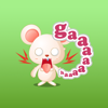 Cute Pink Mouse Stikers Wiki