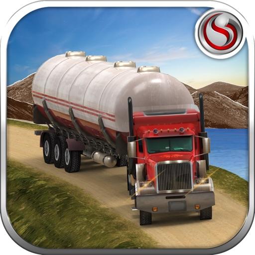 Off Road Cargo Oil Truck iOS App