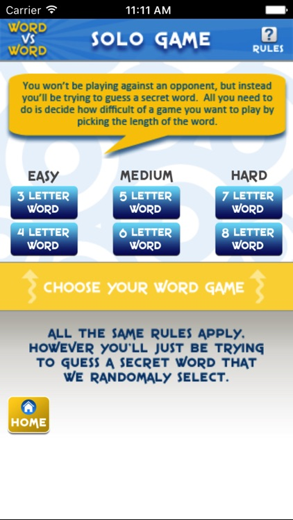 Word Vs Word Lite By Spuzzle Inc