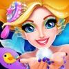Princess Mermaid - Girls Makeup and Dressup Games