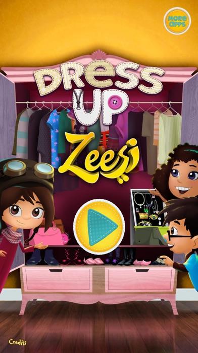Dress Up Zeeلقطة شاشة1