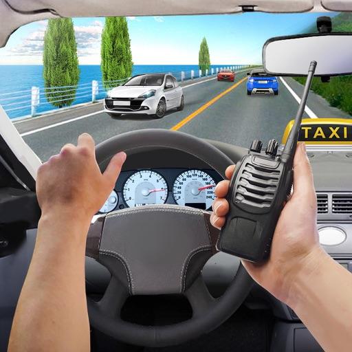 Driver Taxi in Crimea iOS App