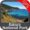 Rakiura National Park GPS charts Navigator