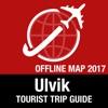 Ulvik 旅遊指南+離線地圖