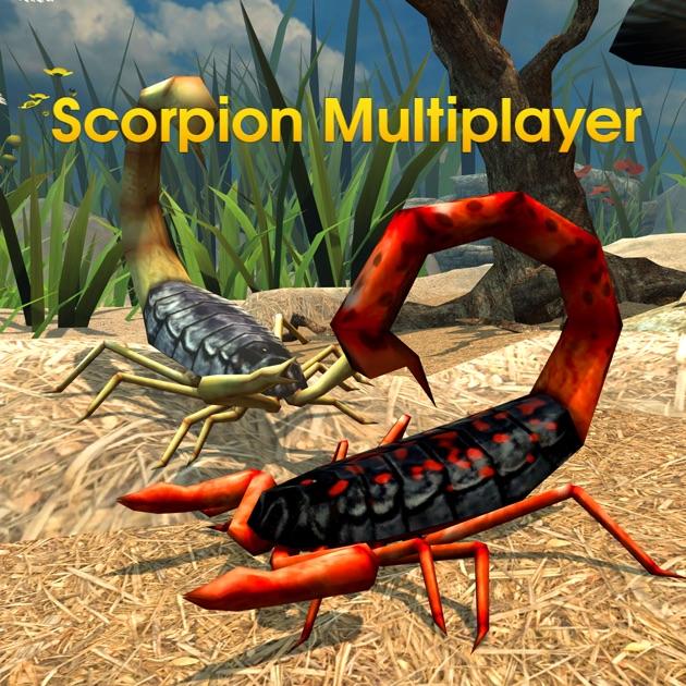 Скорпион симулятор скачать бесплатно