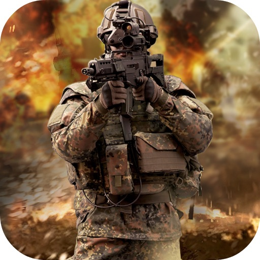 Special Army Attack Terror iOS App