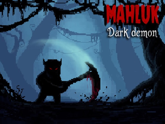 Mahluk: Dark demon на iPad