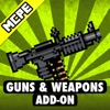 Addons for Minecraft - Guns for PE Pocket Edition