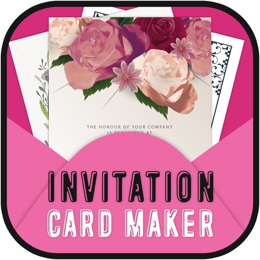 Anniversary invitation card maker app store revenue download anniversary invitation card maker stopboris Image collections