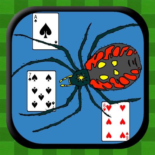 Ultimate Spider Solitaire iOS App