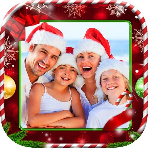 Christmas - Photo Frames iOS App
