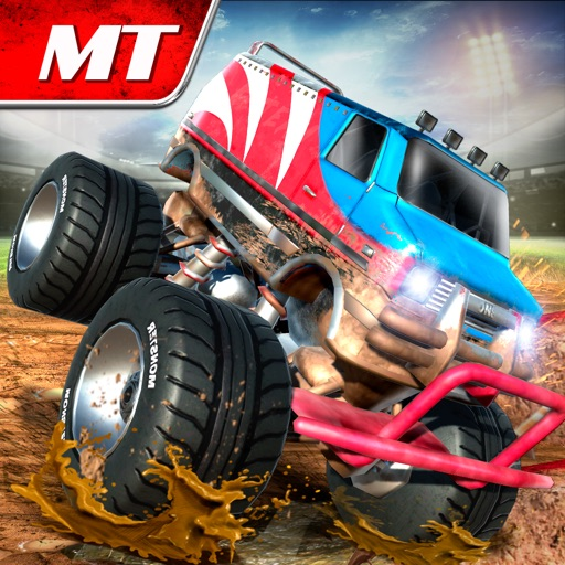 Monster Truck Arena Stunt Driv... app for ipad