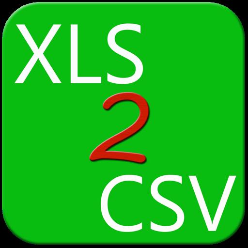 XLS2csv