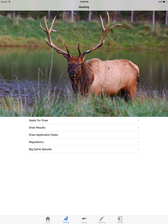 Arizona hunting and fishing on the app store for Utah hunting and fishing mobile app