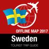 Suecia Guía Turística + Mapa Sin Conexión