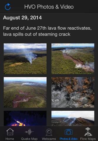 Kīlauea Update screenshot 2