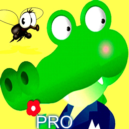Alligator Hungry  Pro : Champion Eat Flies iOS App