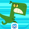 Dinos Jump - Dinosaur action game for kids