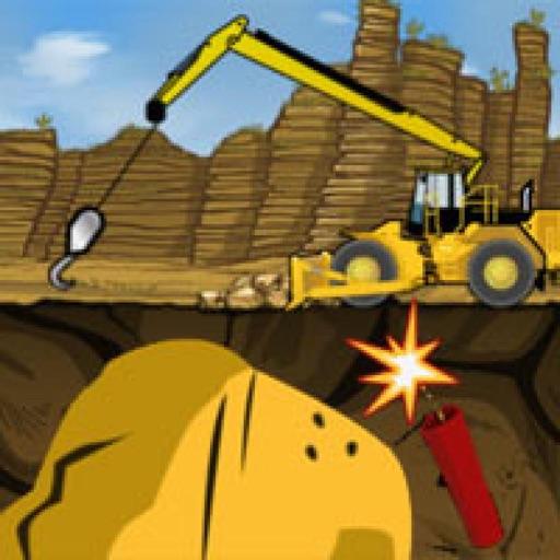 Gold miner simulator iOS App