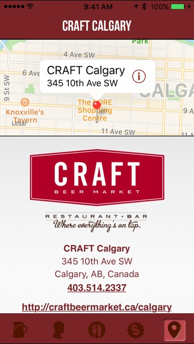 Craft Beer Market Edmonton Specials