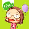 Hellowe Stickers: YaoYao