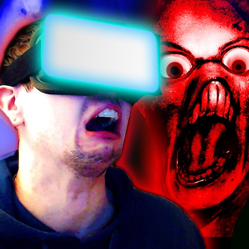Ghost Hunt - Virtual Reality. prank iOS App