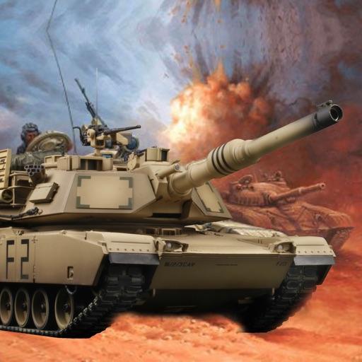 Tank Attack 3D Warlords: Armytank Games iOS App