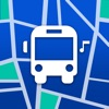 Visit Paris by bus, Offline Audio Guide, map, tips