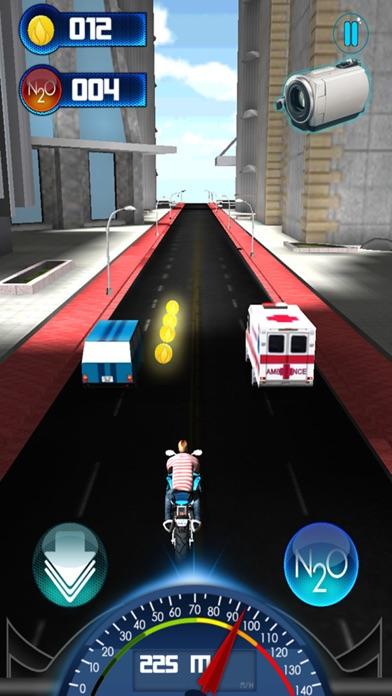 Moto шоссе гоночный: бесплатная игра ксоСкриншоты 2