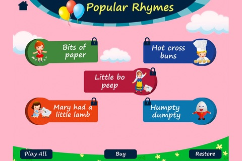 Nursery Rhymes By Tinytapps screenshot 2