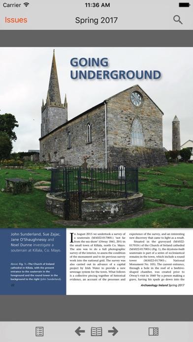 Archaeology Ireland review screenshots