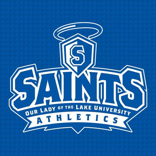 OLLU Saints Athletics Logo