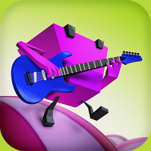 Awesome Guitar Puzzle Match Games iOS App