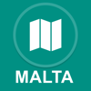 Malta : Offline GPS Navigation