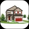 家庭設計 - 美麗的家庭外觀設計
