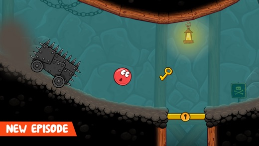 Red Ball 4 Screenshots