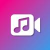 Music Video Editor - Add Audio Mix & Record Voice