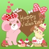 Valentine Card Stickers Pack store