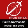 Haute Normandie 旅遊指南+離線地圖