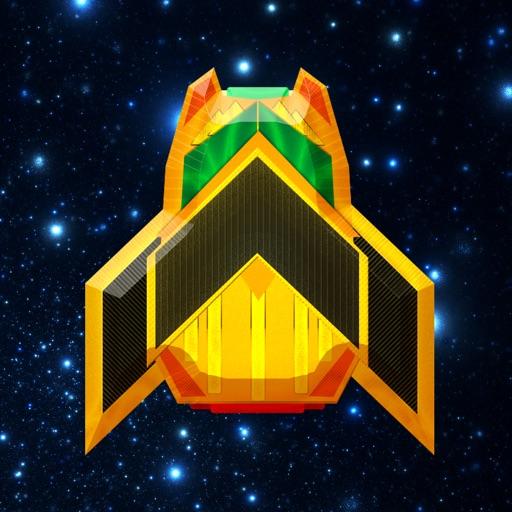 Space ShootR - Retro Style Space Arcade iOS App