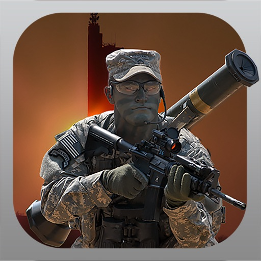 Contract Commando Bermuda : Sniper Shooter iOS App