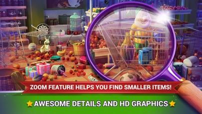 宝探しスーパーマーケット - の隠しアイテム探しゲームのスクリーンショット2