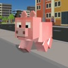 Blocky City Pig Simulator 3D Full