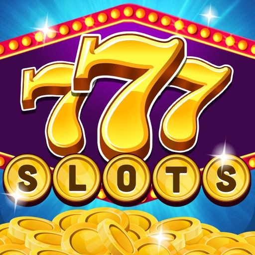 Casino Realistic Slots - Double 777 Bet Simulation iOS App
