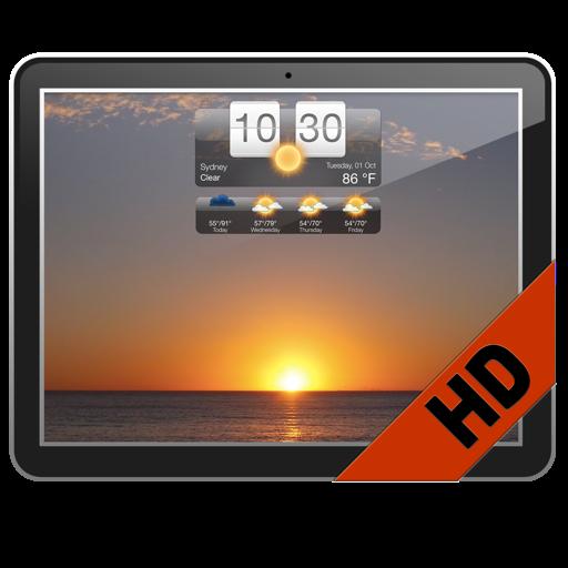 Погода HD: Прогноз погоды, живые обои и заставки Mac OS X